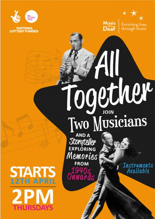All together flyer
