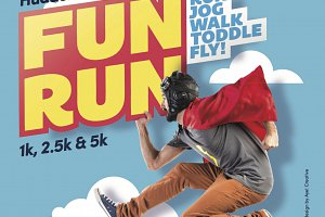 Huddersfield Live Fun Run - Support Us!