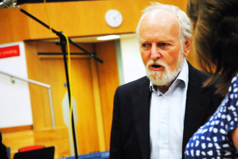 Sir Richard Stilgoe OBE