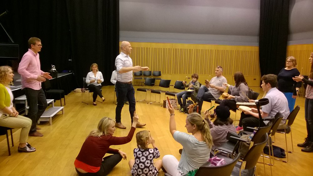 4ORTE workshop at Kings Place